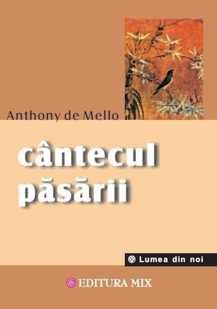 Coperta Carte Cantecul pasarii. Editia 2012