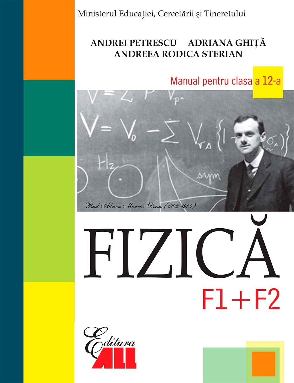 Fizica F1 + F2. Manual pentru cl. a XII-a (eBook)