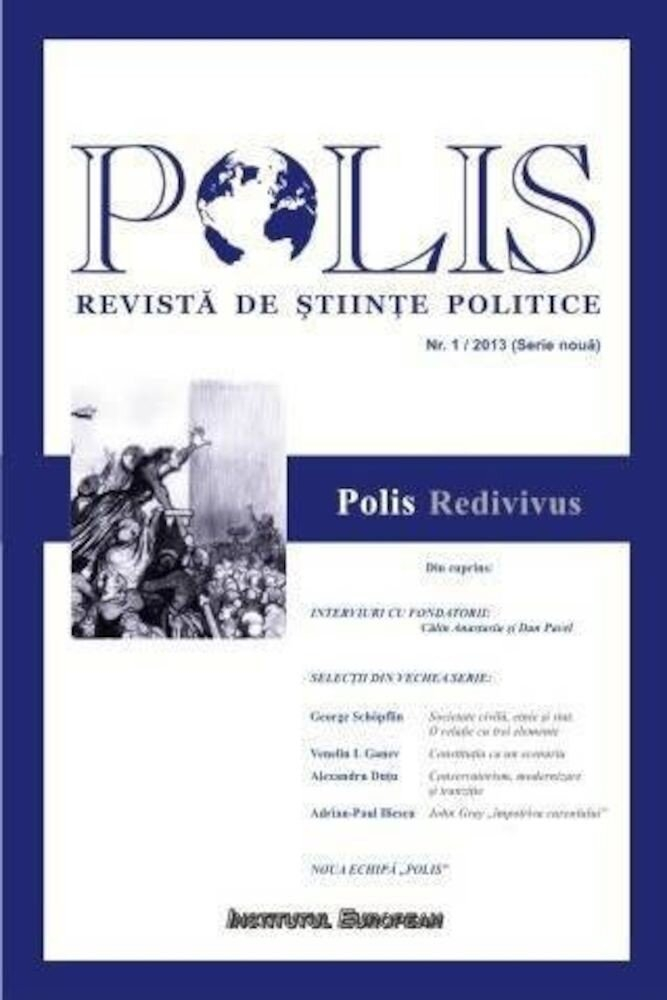Polis. Revista de Stiinte Politice