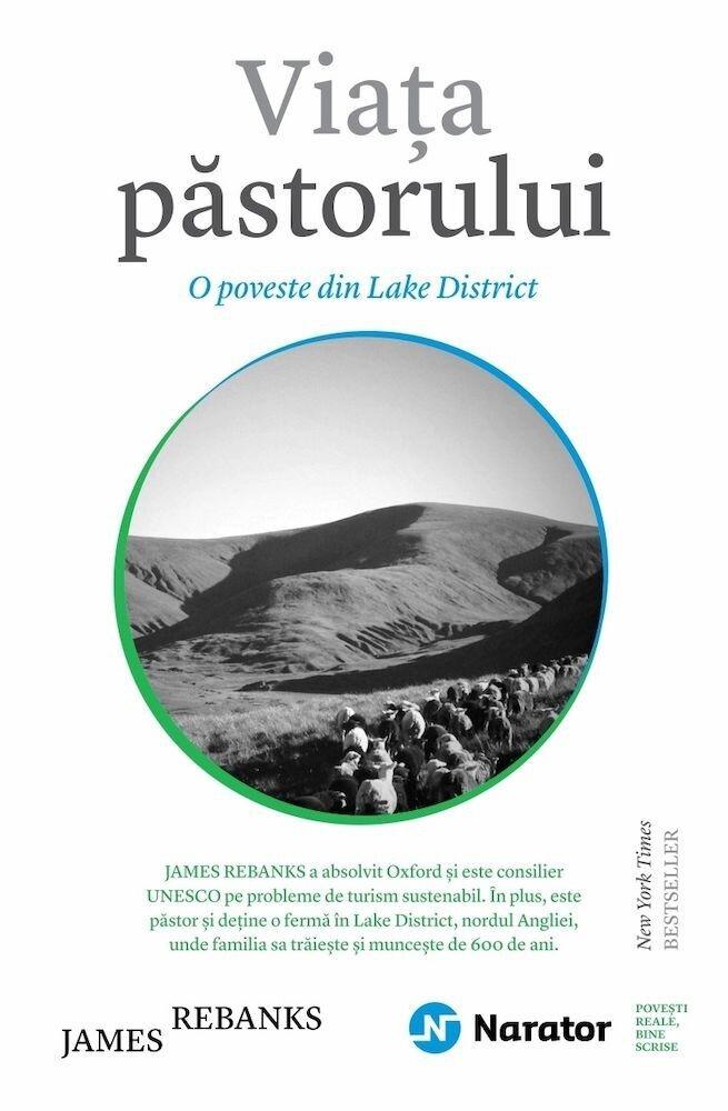 Coperta Carte Viata pastorului. O poveste in Lake District