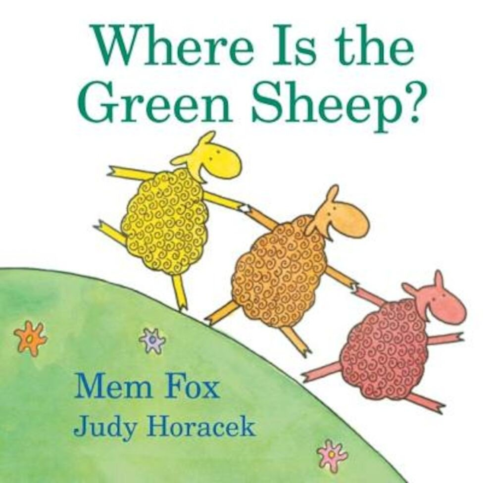 Where Is the Green Sheep?, Hardcover