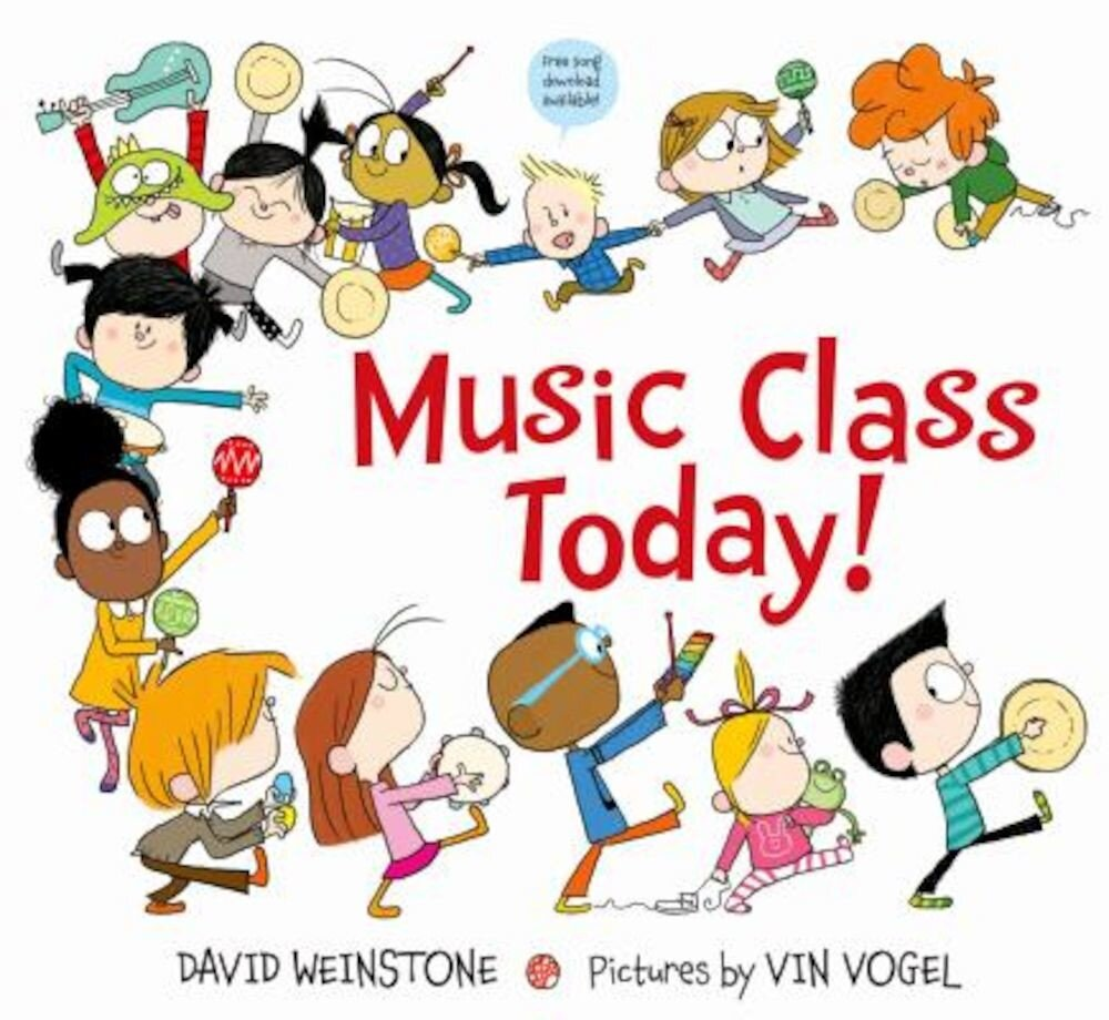 Music Class Today!, Hardcover