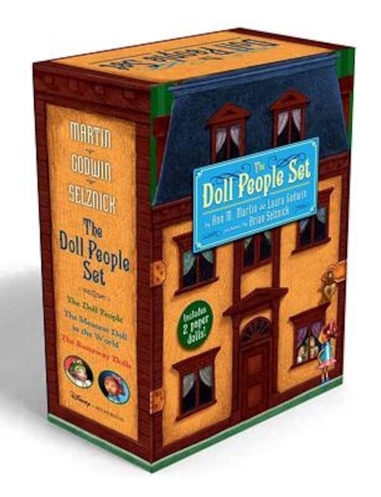 The Doll People Set [3 Book Paperback Boxed Set ] Paper Dolls], Paperback