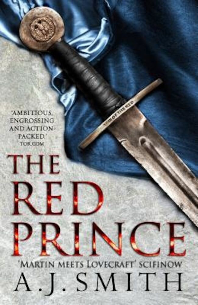 The Red Prince, Paperback