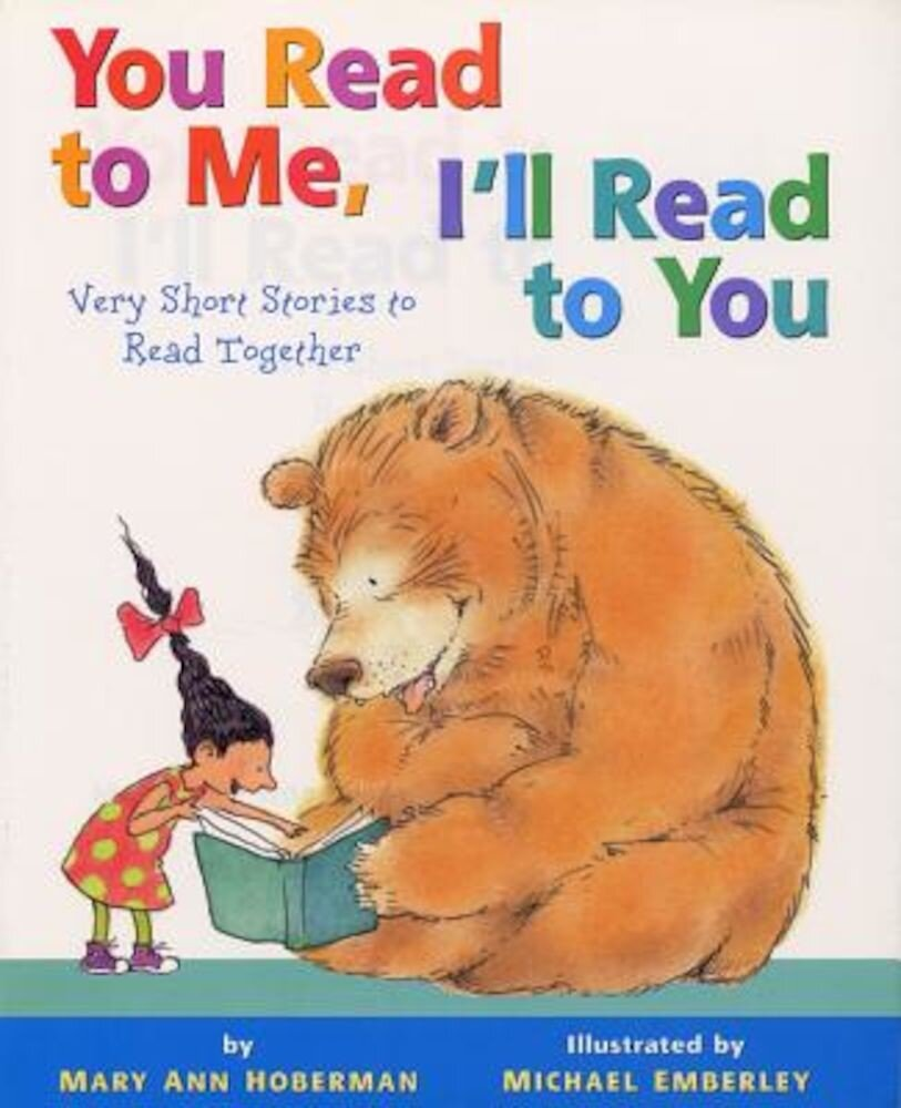 You Read to Me, I'll Read to You: Very Short Stories to Read Together, Hardcover
