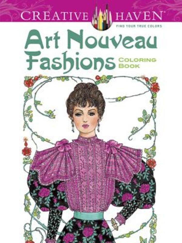 Art Nouveau Fashions, Paperback