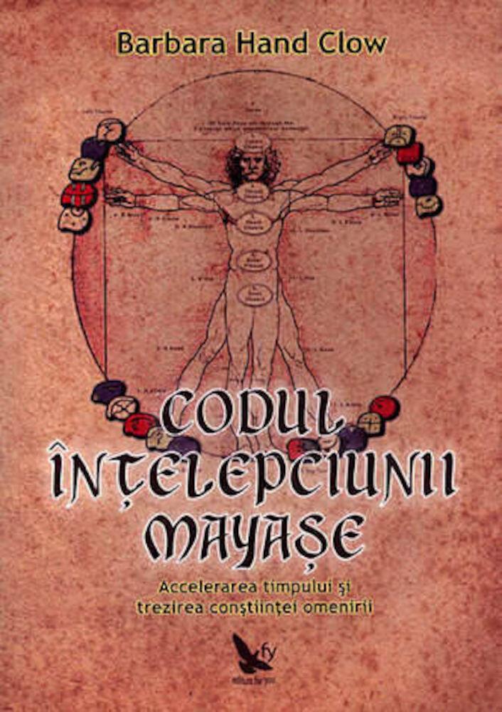 Coperta Carte Codul intelepciunii mayase