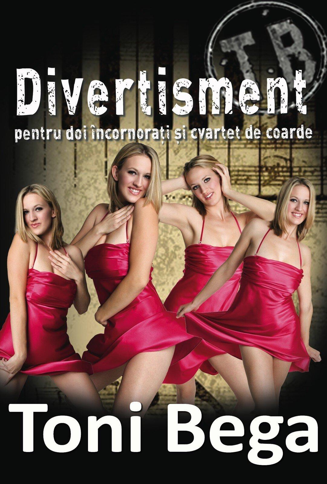 Divertisment pentru doi incornorati si cvartet de coarde (eBook)