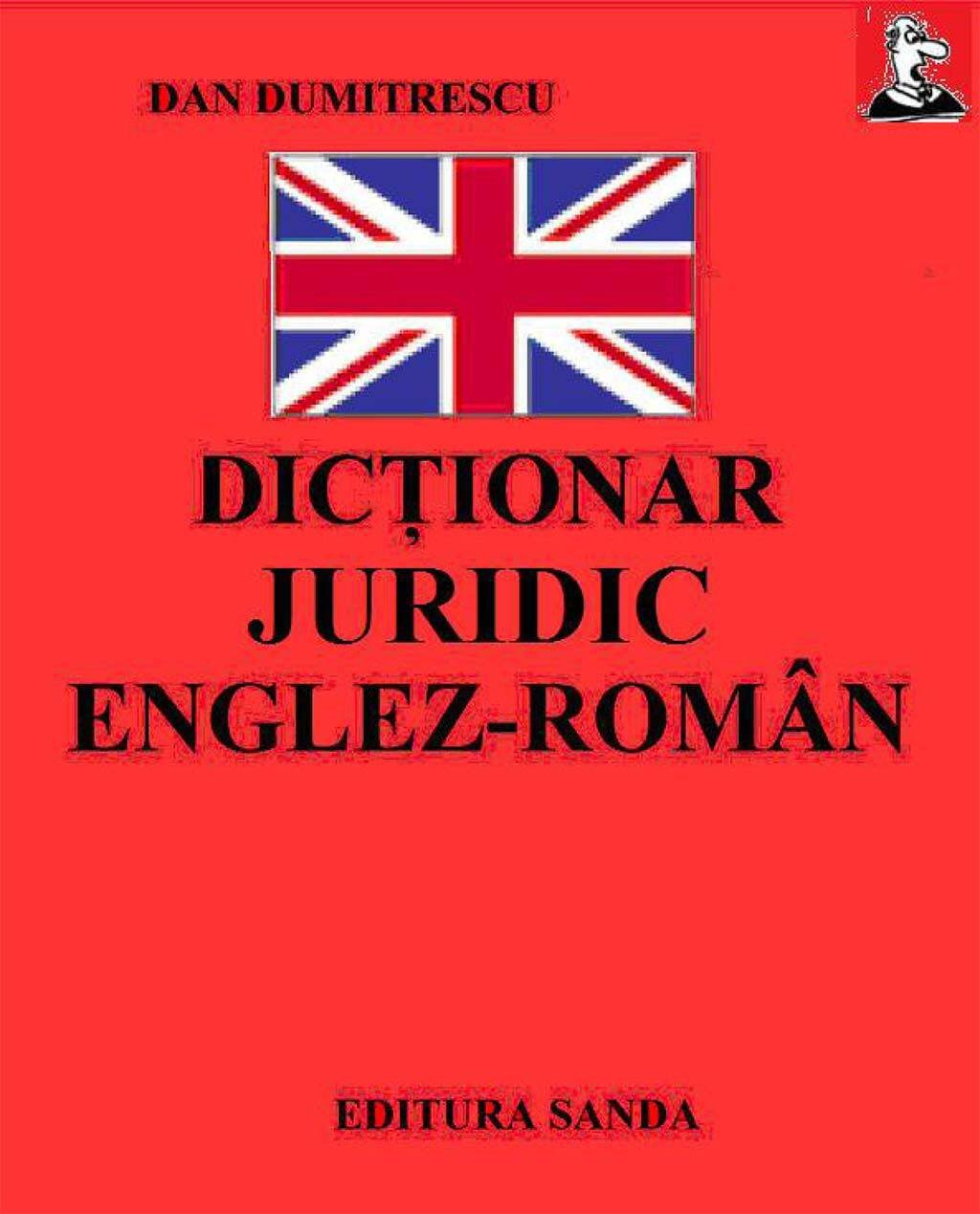 Dictionar juridic Englez-Roman (eBook)