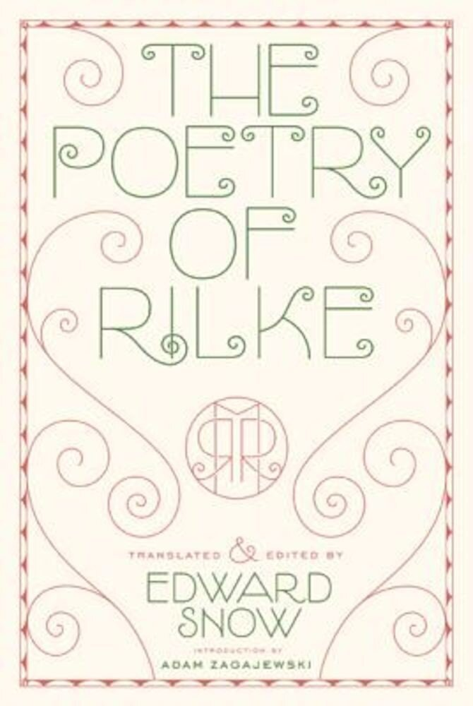 The Poetry of Rilke, Paperback