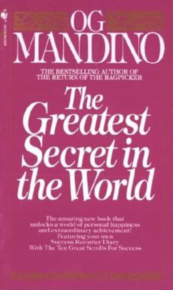 The Greatest Secret in the World, Paperback