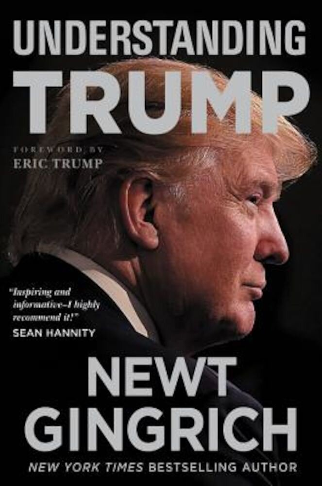 Understanding Trump, Hardcover