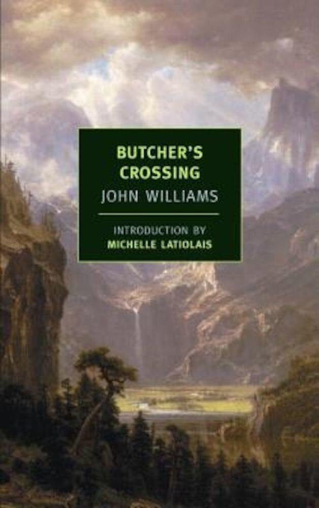 Butcher's Crossing, Paperback