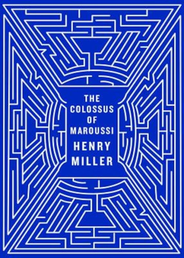 The Colossus of Maroussi, Paperback