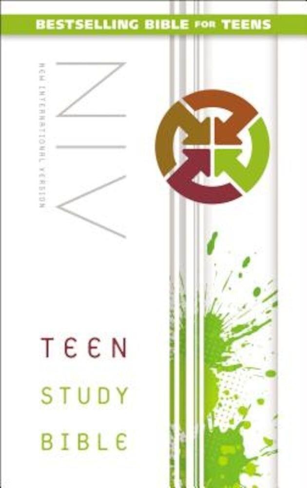 Teen Study Bible-NIV, Paperback