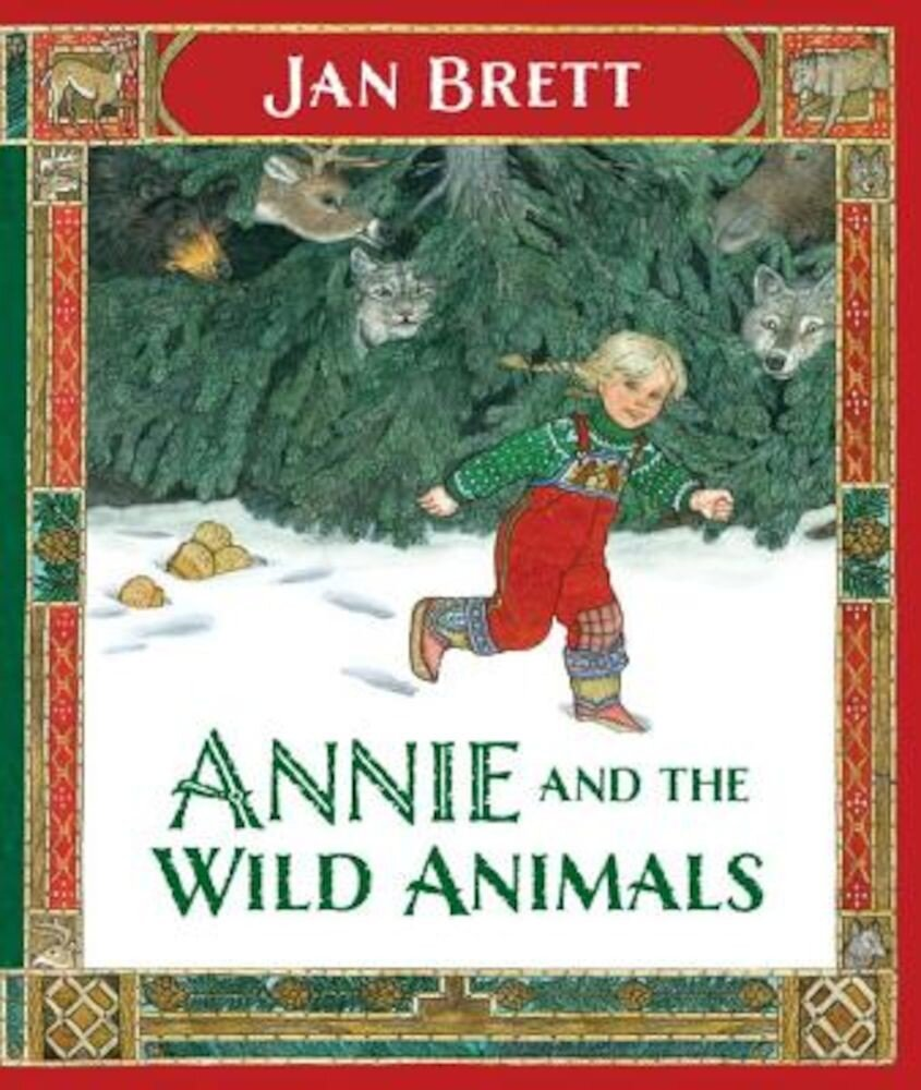 Annie and the Wild Animals, Hardcover