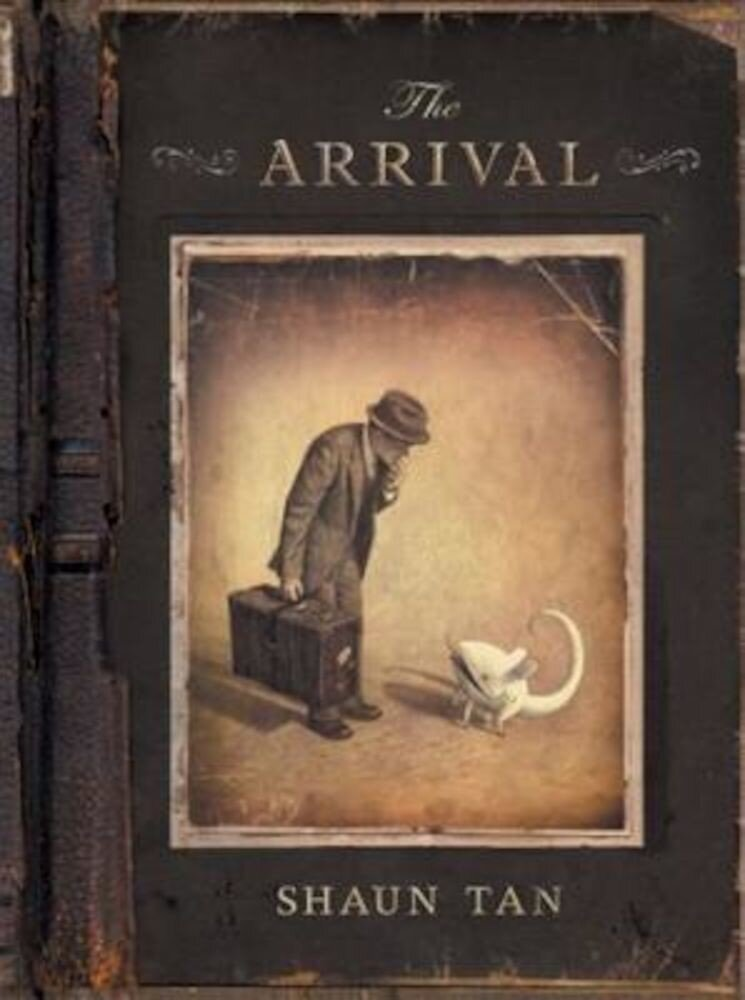 The Arrival, Hardcover