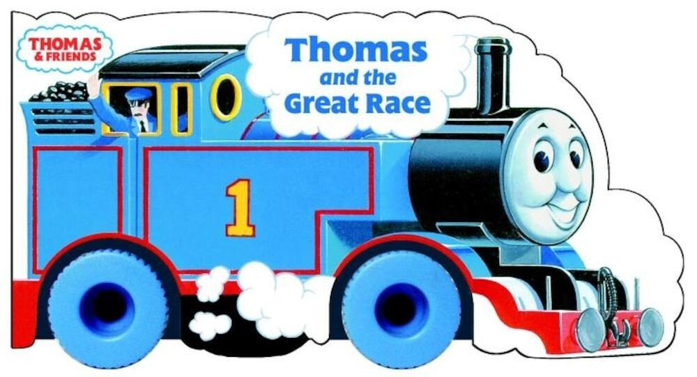 Thomas and the Great Race (Thomas & Friends), Hardcover