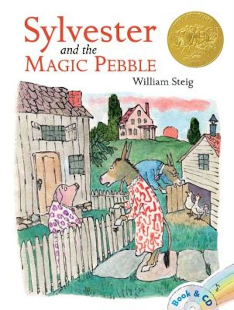 Sylvester and the Magic Pebble [With CD (Audio)], Paperback