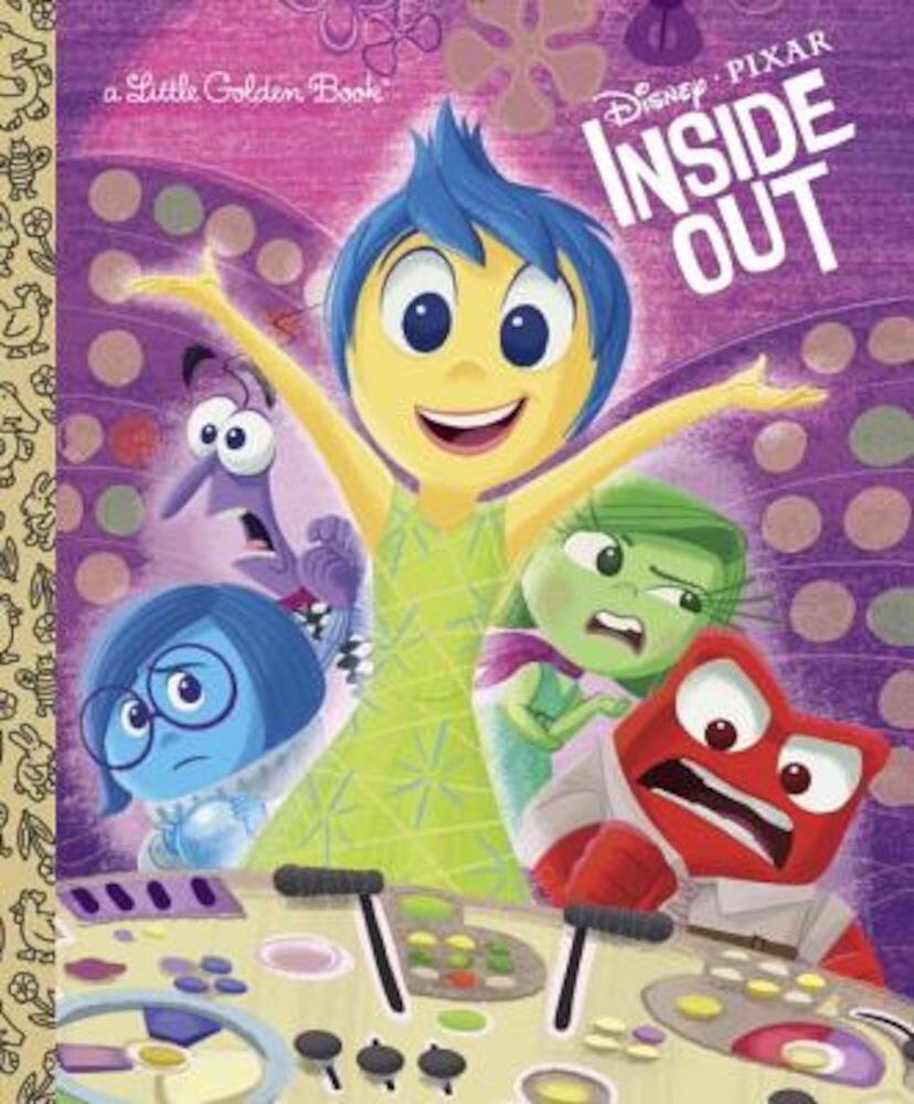 Inside Out (Disney/Pixar Inside Out), Hardcover