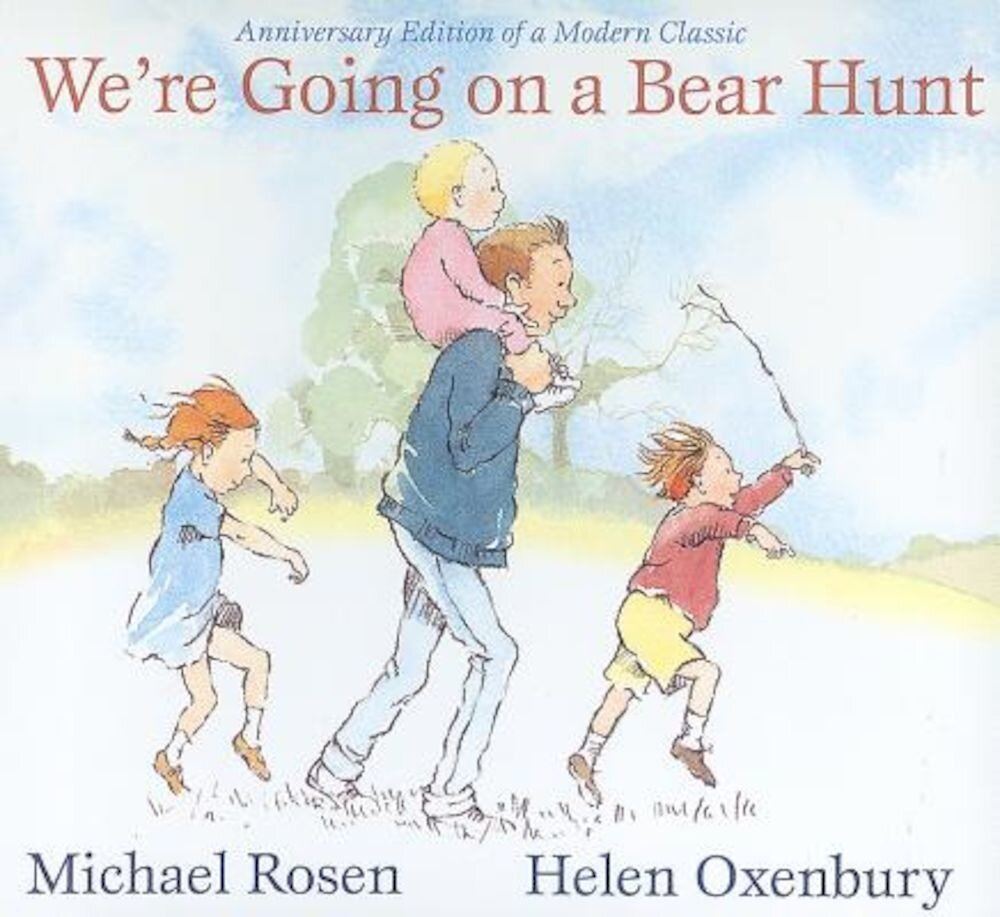 We're Going on a Bear Hunt, Hardcover