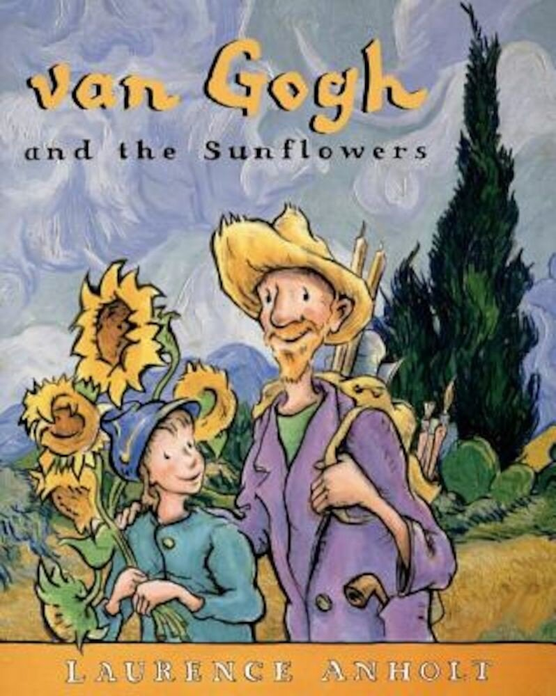 Van Gogh and the Sunflowers, Paperback