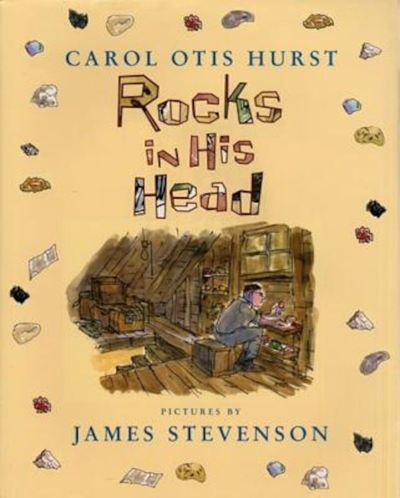 Rocks in His Head, Hardcover