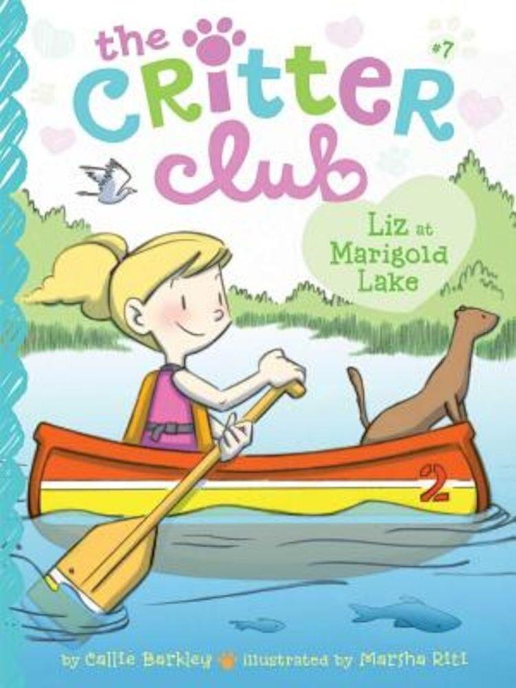 Liz at Marigold Lake, Hardcover