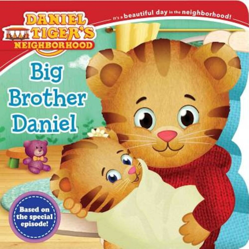 Big Brother Daniel, Hardcover