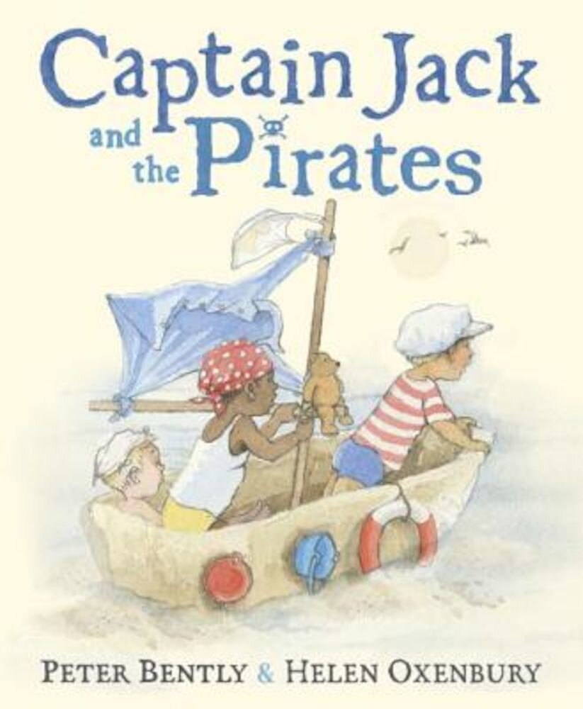 Captain Jack and the Pirates, Hardcover