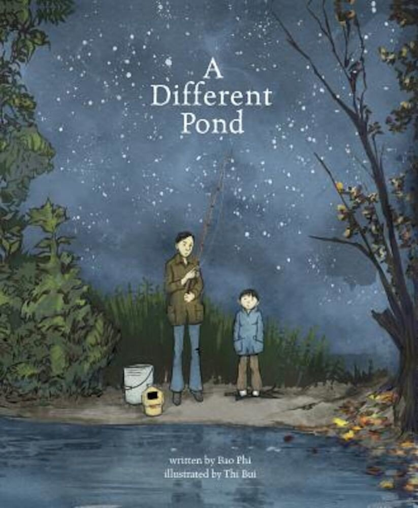 A Different Pond, Hardcover