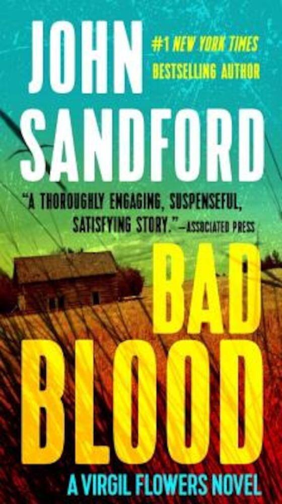 Bad Blood, Paperback