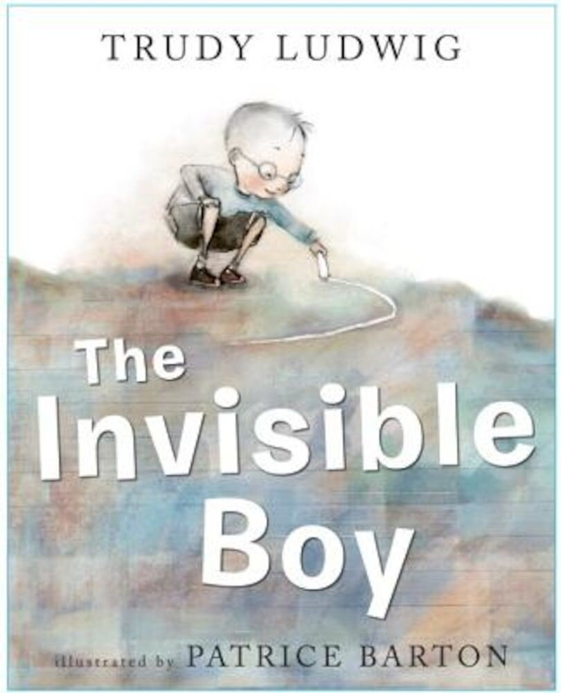 The Invisible Boy, Hardcover