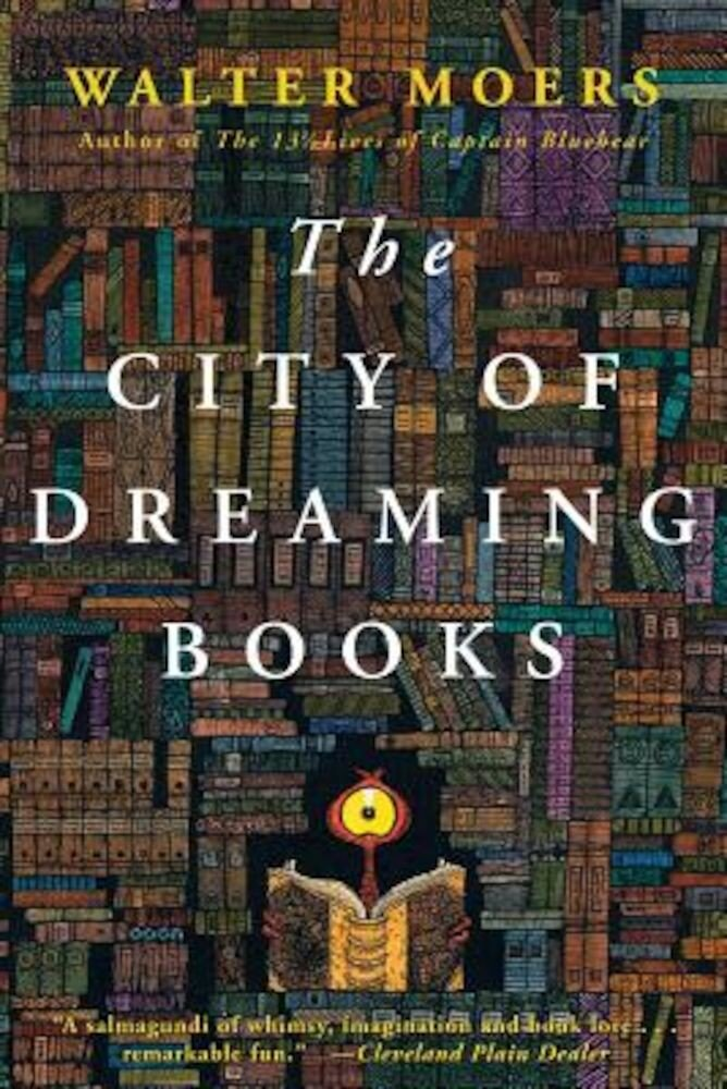 The City of Dreaming Books, Paperback