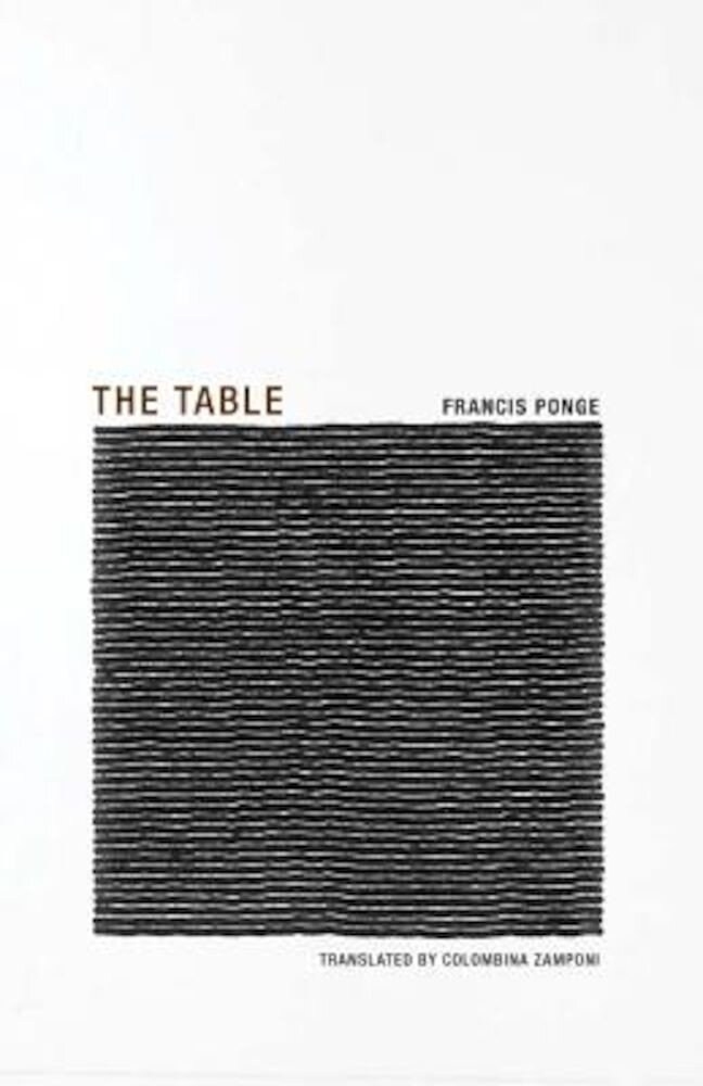 The Table, Paperback