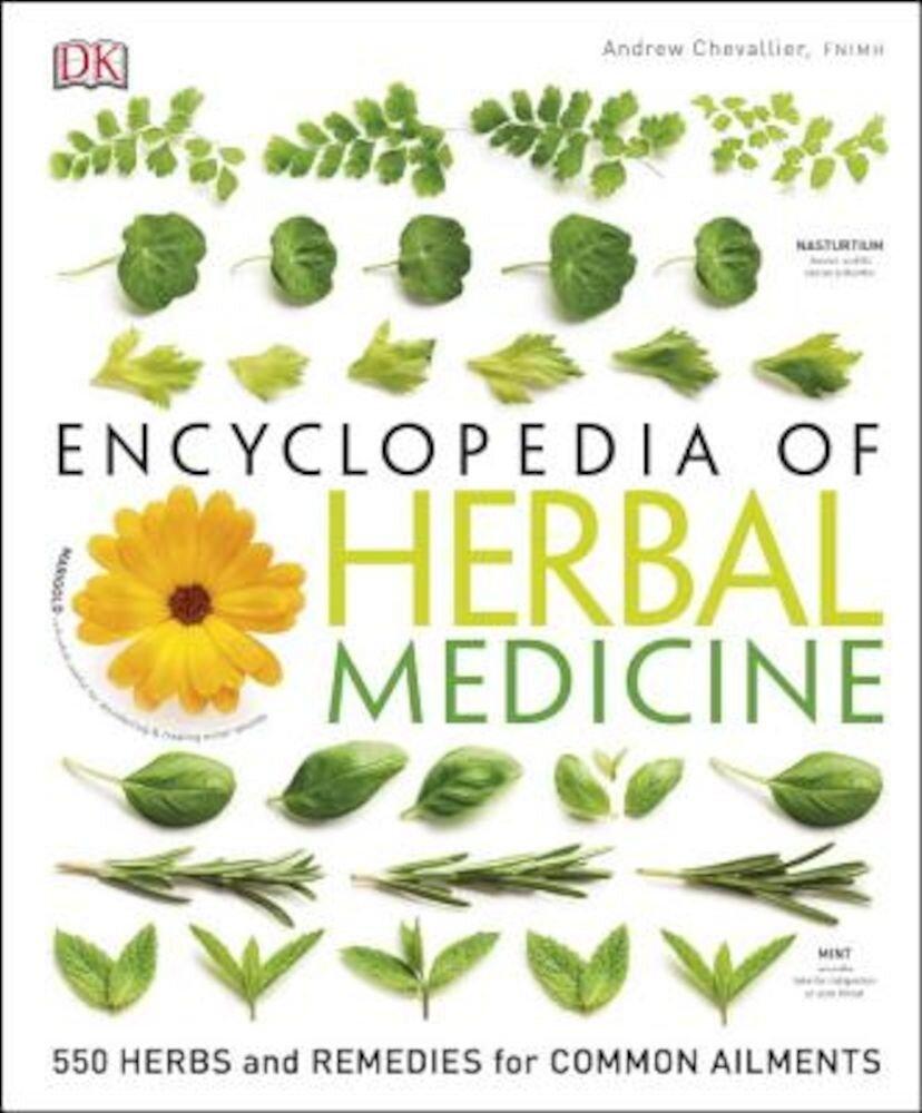 Encyclopedia of Herbal Medicine, 3rd Edition, Hardcover