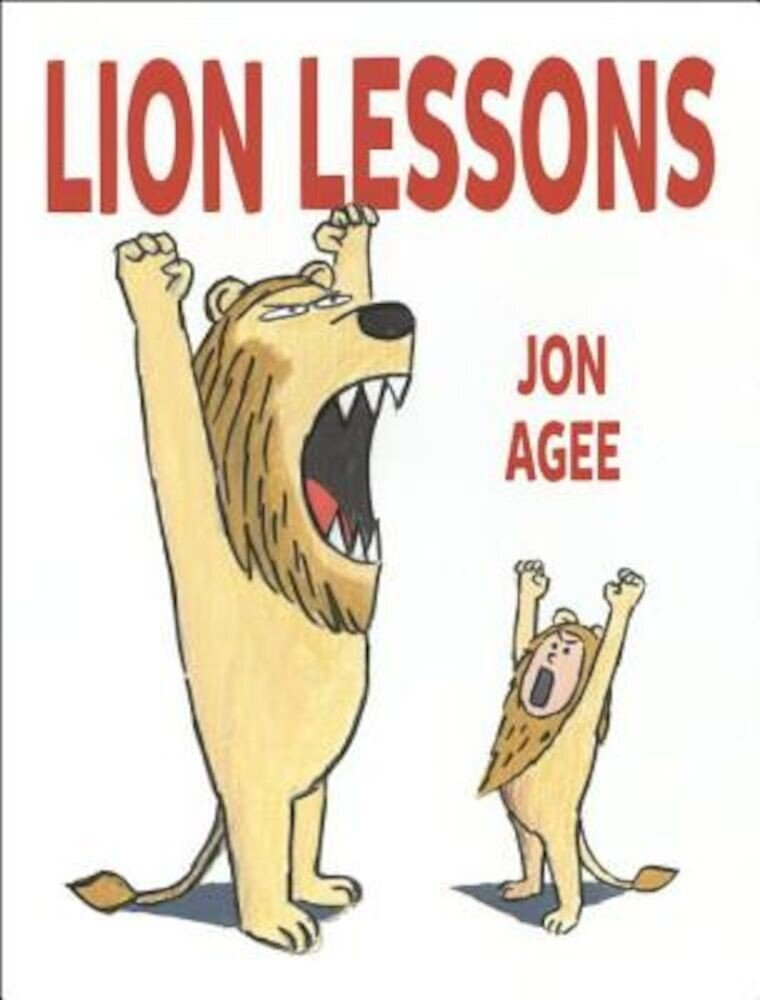 Lion Lessons, Hardcover