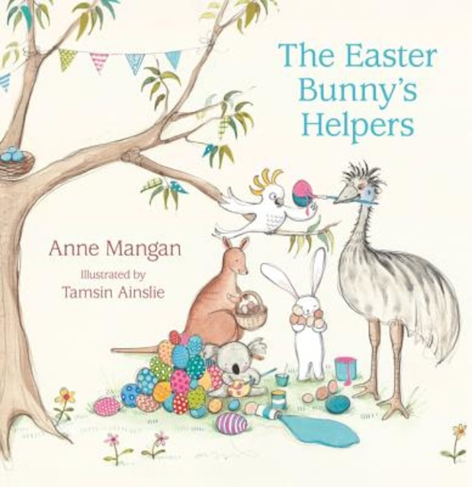 Easter Bunny's Helpers, Hardcover
