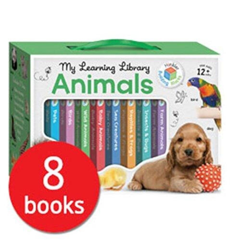Learning Library Animals