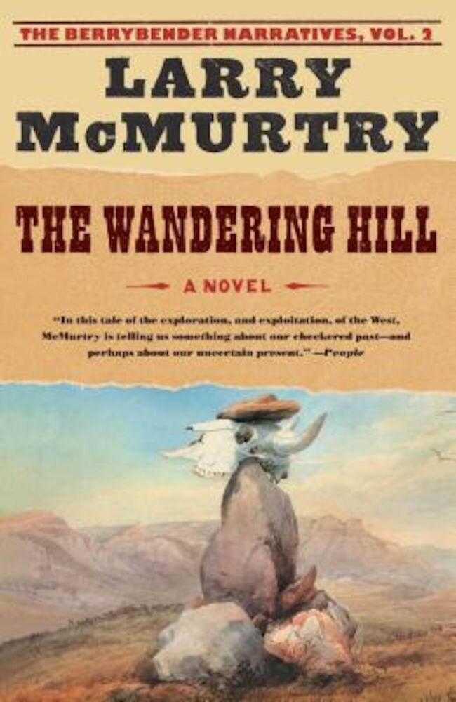 The Wandering Hill, Paperback