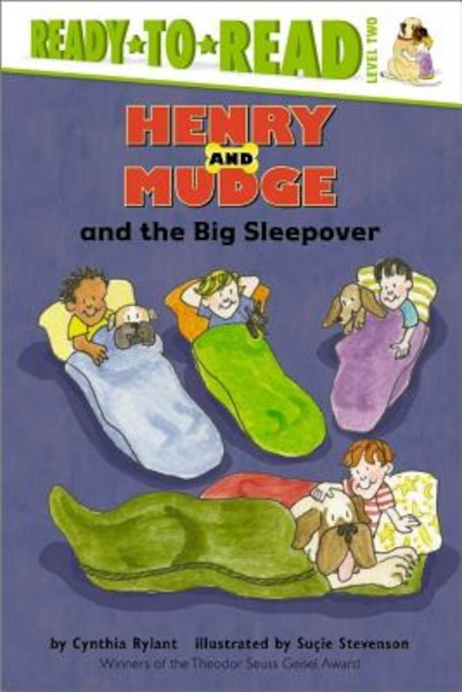 Henry and Mudge and the Big Sleepover, Hardcover
