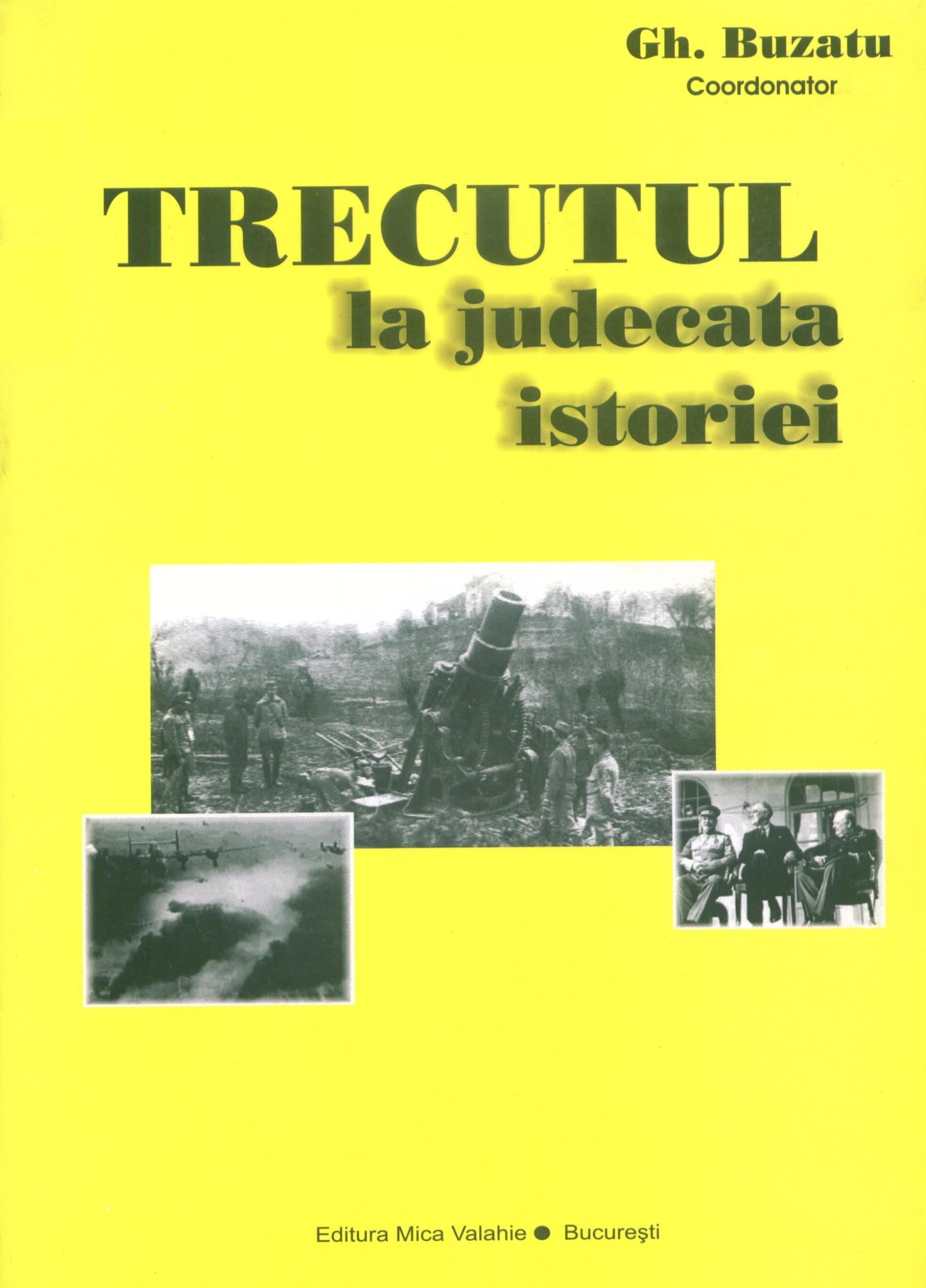 Trecutul la judecata istoriei (eBook)