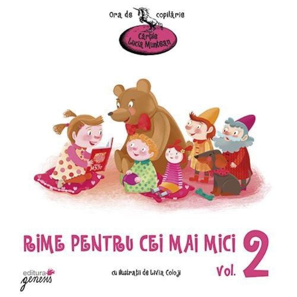 Rime pentru cei mai mici, Vol. 2