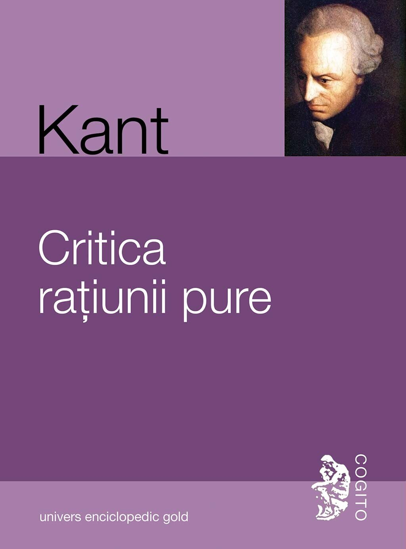 Critica ratiunii pure (eBook)