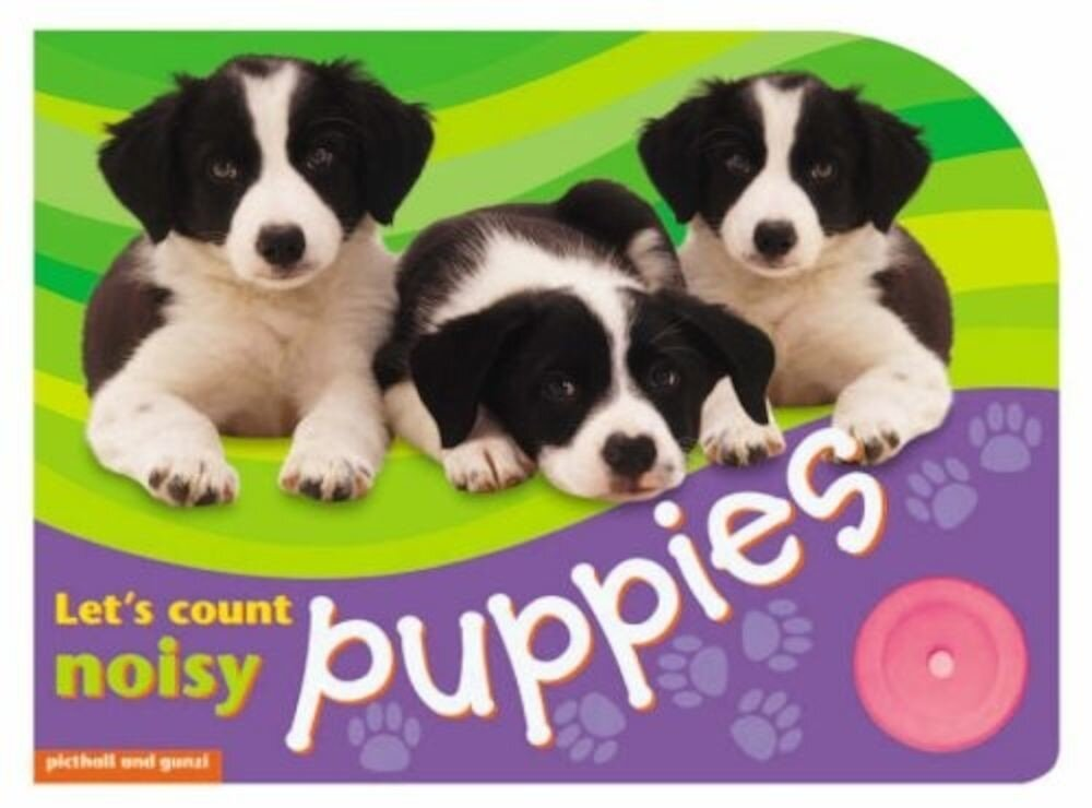 Let's Count Puppies