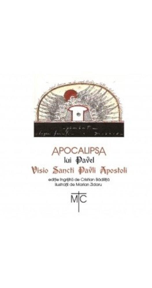 Coperta Carte Apocalipsa lui Pavel. Visio Sancti Pavli Apostoli