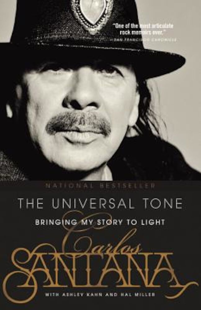 The Universal Tone: Bringing My Story to Light, Paperback