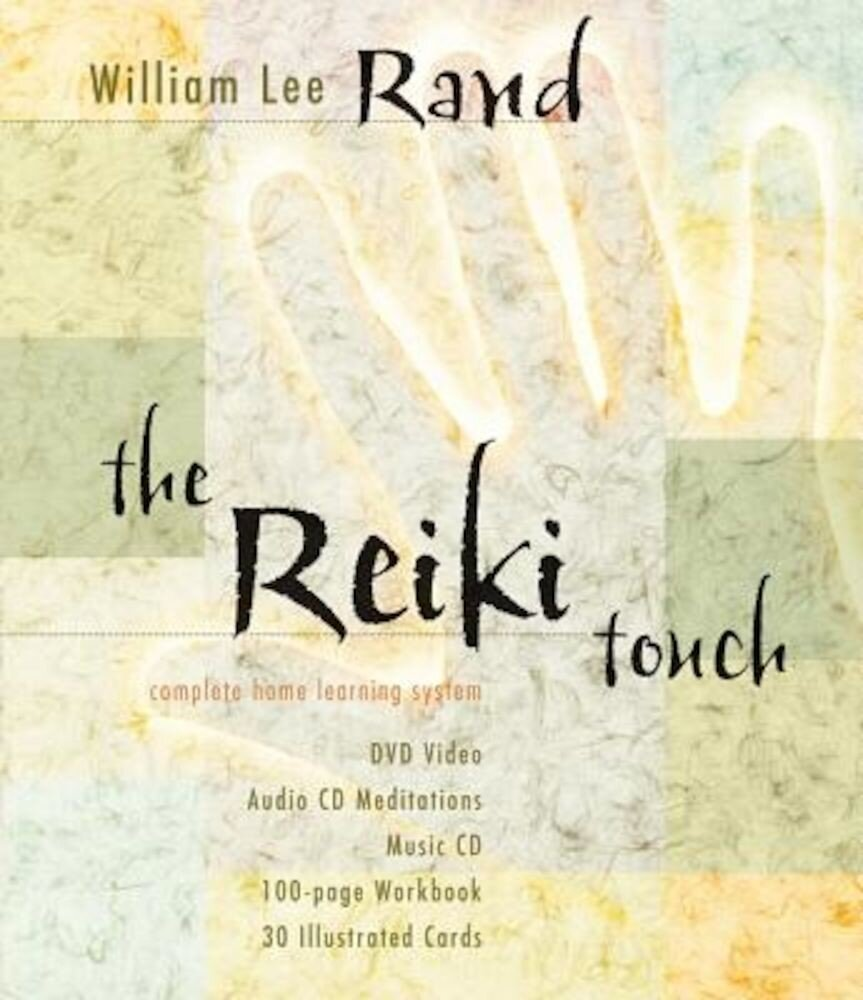 The Reiki Touch: Complete Home Learning System [With 30 Illustrated Cards and CD Mediations & Music CD and DVD Video], Paperback