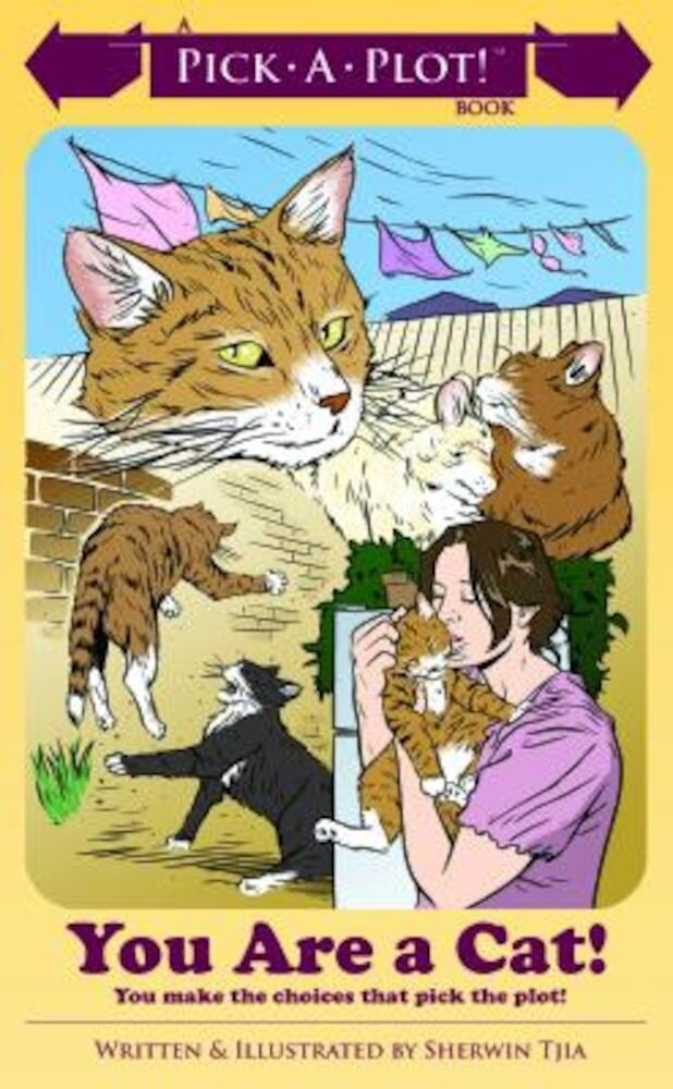 You Are a Cat!, Paperback