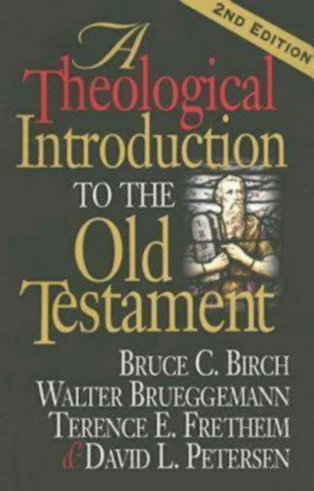 A Theological Introduction to the Old Testament, Paperback